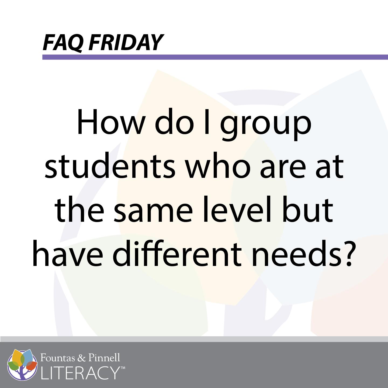 FAQ Friday_Logo_9-21-18