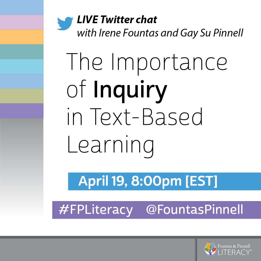 Twitter Chat - Inquiry
