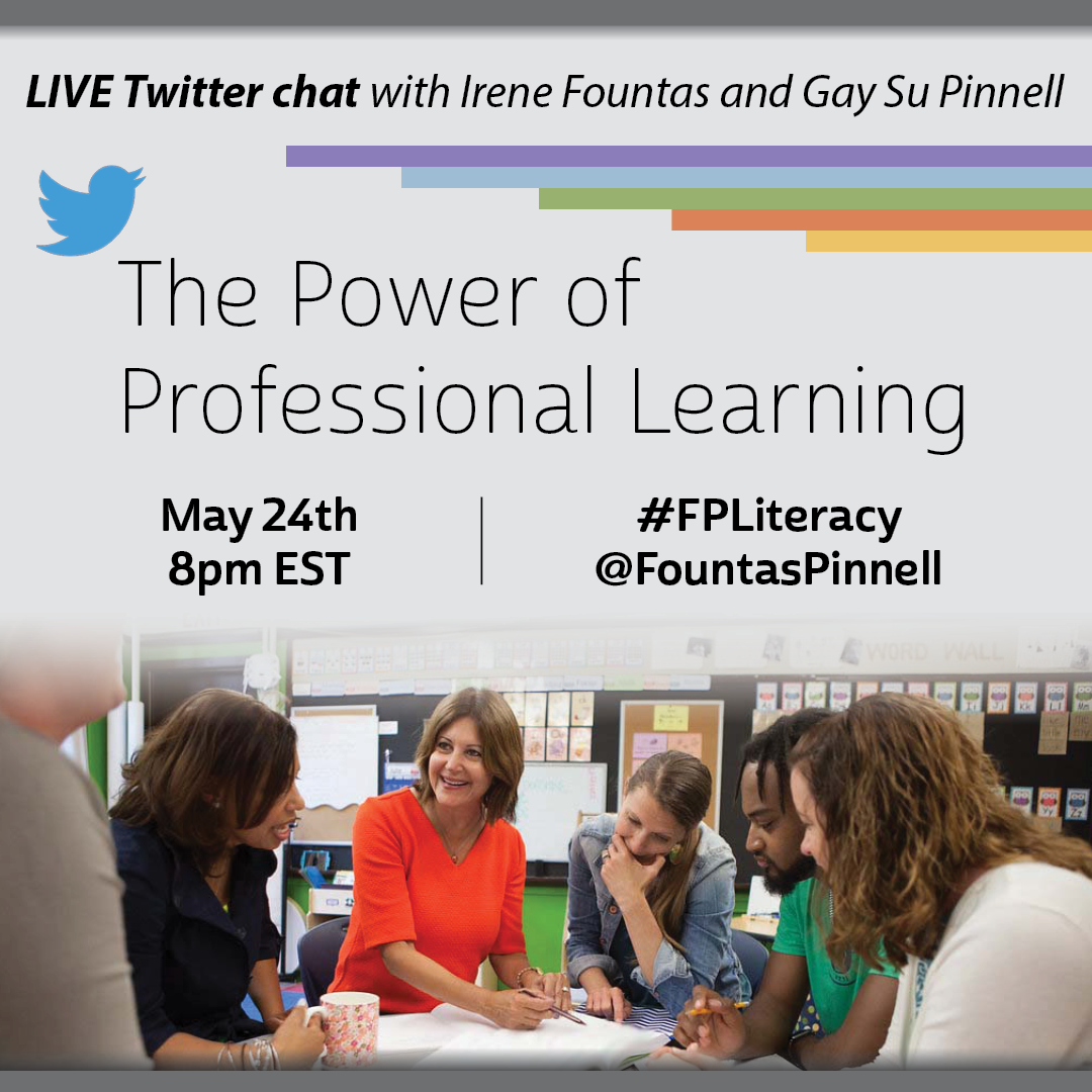 Twitter Chat - Professional Learning
